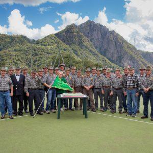 50° anniversario Gruppo alpini San Bartolomeo V.C.