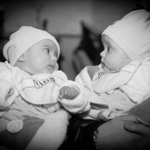 Battesimo Nina e Emma